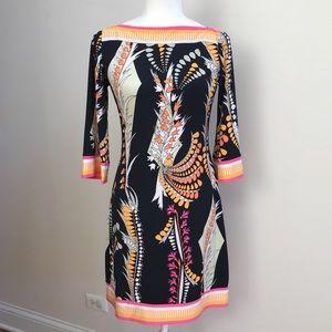 Ali Ro Print Dress